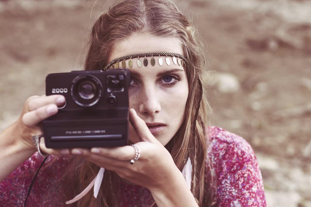 The Good Old Times: Großes Fotoshooting mit unseren Schülerinnen!