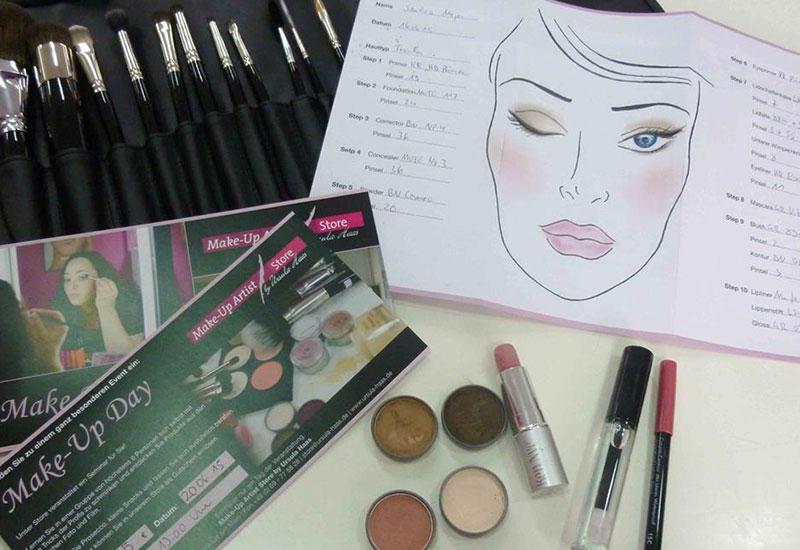 Make Up Day 1